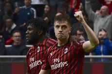 Piatek Ingin Fokus Bawa Milan ke Liga Champions