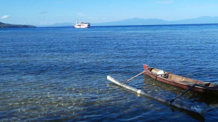 """Pulau Moyo, Destinasi Favoritnya """"Lady Diana"""""""
