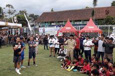 Atep Berencana Gelar Laga Perpisahan Bersama Persib Bandung