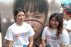 Perankan Susi Susanti, Laura Basuki Latihan Badminton Selama 5 Bulan