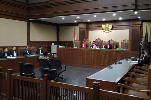 Jaksa: Uang Gratifikasi dalam 400.015 Amplop Dipakai Bowo Sidik untuk Kampanye