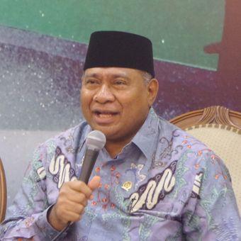 Ketua Komisi VIII DPR Ali Taher Parasong di Kompleks Parlemen, Senayan, Jakarta, Selasa (1/8/2017).