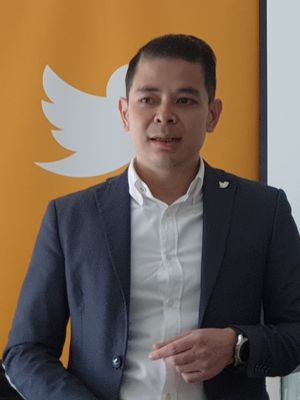 Dwi Adriansah, Country Industry Head Twitter Indonesia & Malaysia.
