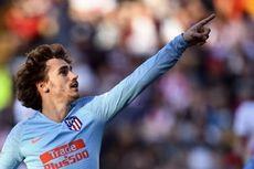 Pique Ketus Ditanya Rumor Griezmann ke Barcelona
