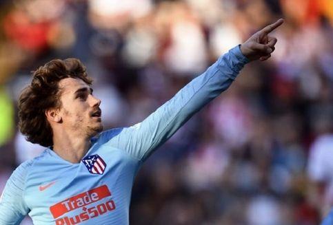Griezmann Resmi Tinggalkan Atletico Madrid