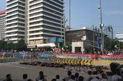 Jelang 22 Mei, Polisi di Bekasi Razia di Gerbang Tol
