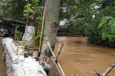 Kerap Banjir, Warga: Kali Jangan Cuma Ditahan Pakai Batu dan Kawat