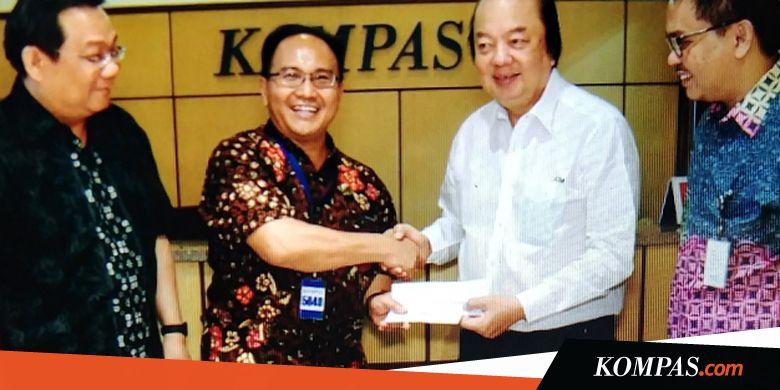 MAYA Tahun Ini Tahir Suntik Modal ke Bank Mayapada Rp 2 Triliun - Kompas.com