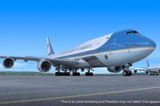 AS Bangun Hangar Bernilai Rp 3,4 Triliun untuk Air Force One yang Baru