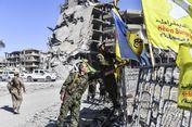 AS Ancam Kerahkan Militer jika Suriah Serang Sekutunya
