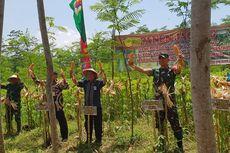 Di Dorong Kementan, Petani Lumajang Kini Dapat Panen Jagung