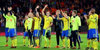 Timnas Swedia, Turnamen Pertama Sepeninggal Ibrahimovic