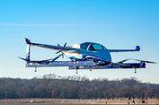 Boeing Klaim Sukses Gelar Uji Terbang Taksi Udara Otonom Pertama