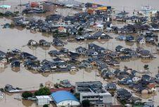88 Orang Tewas Akibat Banjir dan Tanah Longsor di Jepang