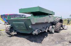 Pindad Ledakkan Satu Unit Medium Tank