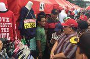 Ombudsman: Penataan PKL Tanah Abang Bisa Menjadi 'Bom Waktu'
