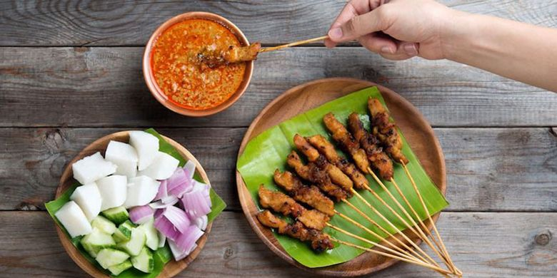 Sate khas Bali.(KKDay Image Resources)