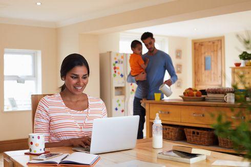 Pentingnya Ibu Rumah Tangga Punya Pekerjaan