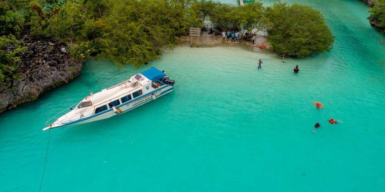 Pulau Bair, 'Raja Ampat'-nya Kota Tual