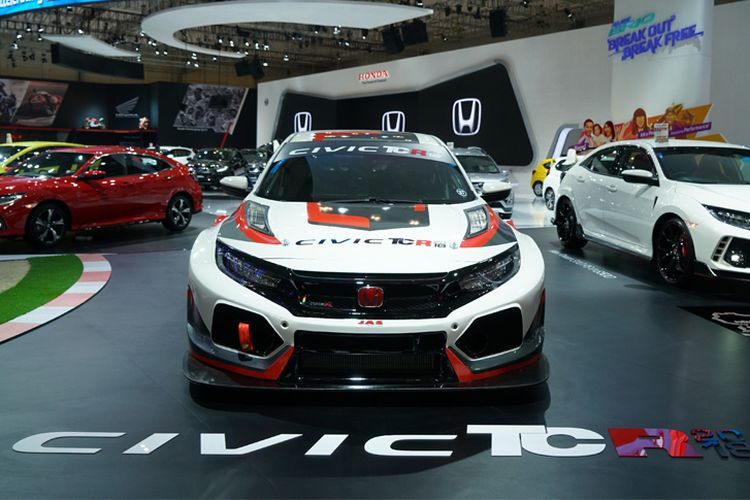 Civic Type R TCR 2018 GIIAS 2018
