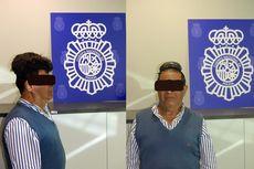 Sembunyikan 500 Gram Kokain di Bawah Wig, Pria Kolombia Ditahan di Bandara Spanyol