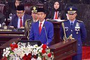 Di Sidang Paripurna, Presiden Beberkan Prestasi Infrastruktur