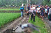 Seorang Pria Ditemukan Tewas dengan Penuh Luka di Selokan Pinggir Jalan