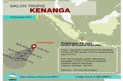 Waspadai Siklon Tropis Kenanga di Beberapa Wilayah Ini