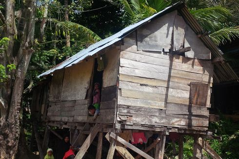 Ditinggal Suami Kabur, Maimunah Berjuang Sekolahkan 4 Anaknya dalam Keadaan Miskin