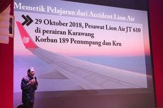 Tragedi Lion Air JT 610 Buat Keselamatan Penerbangan Indonesia Dipertanyakan