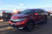 Tanggapan Honda, Jualan CR-V Diganggu Almaz