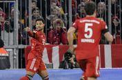 Hasil Liga Jerman, Bayern Muenchen Gemilang, Dortmund Sial