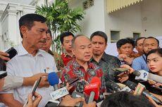 Luhut: Softbank Bisa Tingkatkan Investasi di Indonesia hingga Rp 140 T