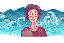Mengenal Katsuko Saruhashi Sang 'Pengamat Hujan'