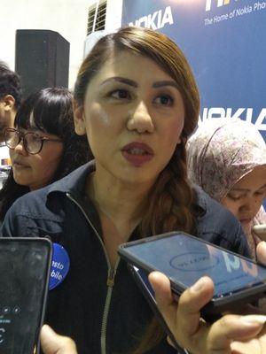 Miranda Warokka, Head of Marketing Nokia Indonesia