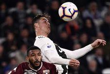 Fakta Menarik Juventus Vs Torino, Gol Ke-100 Ronaldo via Sundulan