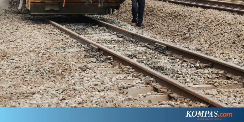 Rencana Reaktivasi Jalur KA Bandung-Sumedang Belum Disosialisasikan, Warga Jatinangor Was-was - Kompas.com - KOMPAS.com