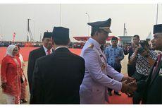 Pimpin Upacara HUT ke-74 RI, Anies Sebut Pulau Reklamasi adalah Milik Indonesia