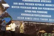 Pemerintah Apresiasi Seluruh Pendukung Kesuksesan Asian Games 2018
