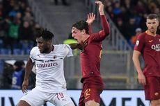 AS Roma Vs Bologna, Di Francesco Siap Rebut Posisi Ke-4 dari AC Milan