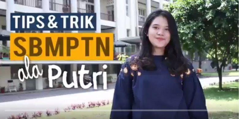 Melalui akun twitter resminya, UGM memberikan tips dan trik mempersiapkan ujian SBMPTN yang akan dilaksanakan 8 Mei 2018.