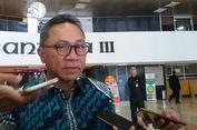 Bertemu Jokowi dan Megawati, Zulkifli Hasan Akui Bicara Politik