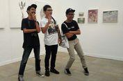 Ketika Seniman dan Pengunjung Berekspresi dalam Satu Ruang