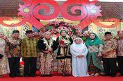 Prosesi Pernikahan Gubernur Kalteng dengan Gadis 25 Tahun Asal Jateng
