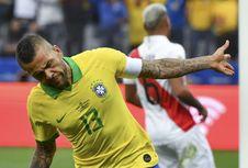 Tinggalkan PSG, Dani Alves Buka Kans Hijrah ke Liga Inggris