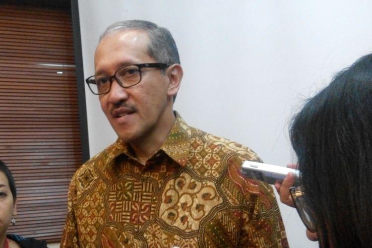 Deputi Gubernur Bank Indonesia, Dody Budi Waluyo.