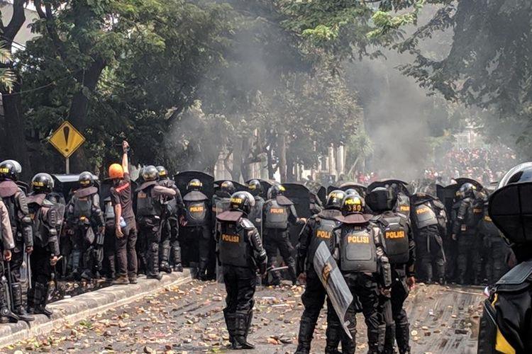 kerusuhan di Jalan Slipi I, Palmerah Jakarta Barat
