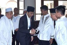 Kepada Ulama, Jokowi Bertanya,