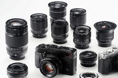 Fujifilm Siapkan Lensa  Mirrorless dengan Aperture Terlebar