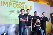 Toyota Sebarkan Semangat 'Start Your Impossible'
